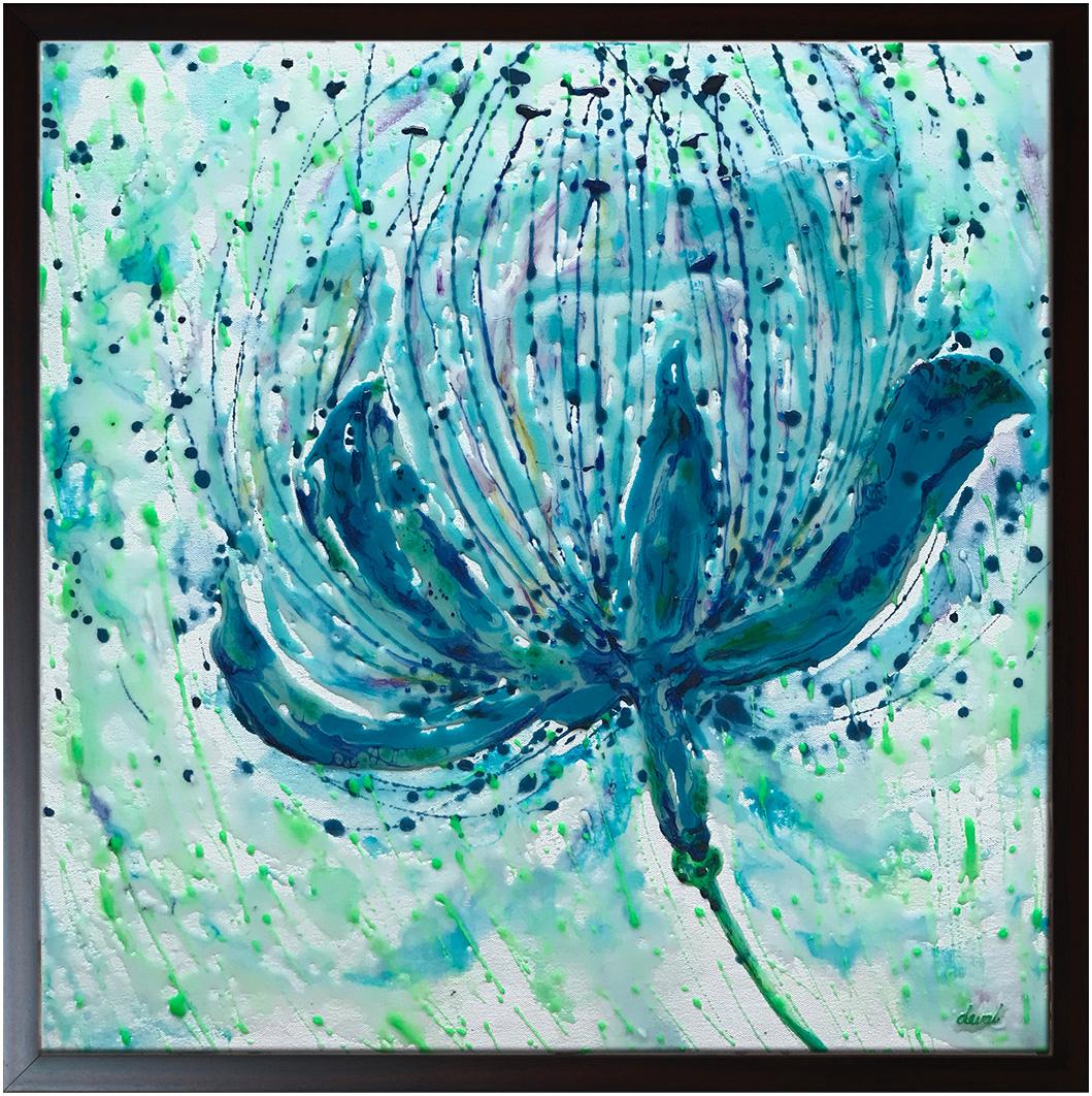 FLOWER TEEL